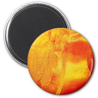 Des för radiell färgBlur konst för glöd för Digita Magnet