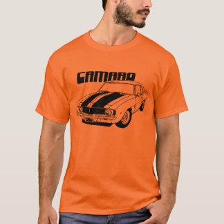 Design 1969 för Camaro muskelbil T-shirts