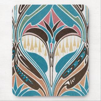 design för abstrakt för bohoart nouveauchic mus mattor