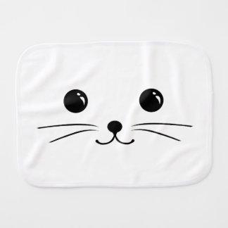 Design för ansikte för vitmus gullig djur bebistrasa