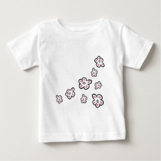 Design för Boho chic plommonblomma Tröja
