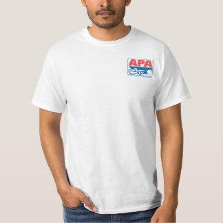 Design för boll för APA 8 gotisk T Shirt