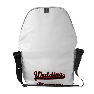 Design för bröllopsfixarenklassikerjobb messenger bag