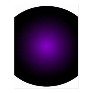 Design för futuristiskaFuturism 3D - färgrika Vykort