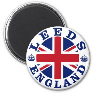 Design för Leeds vintageUK Magnet