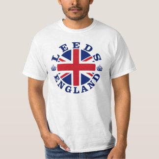 Design för Leeds vintageUK Tee Shirts