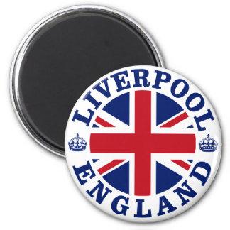 Design för Liverpool vintageUK Magnet