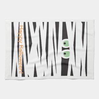 Design för mamma för Halloween Themed handduk | Kökshandduk
