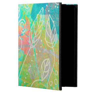 design för natur för konstnärligt ipadluftfodral f iPad air skal