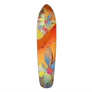 Design för Skateboardökenblomma Skateboard Bräda 19,5 Cm