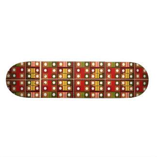 Design för SOLmåneBindi sken Mini Skateboard Bräda 18,5 Cm