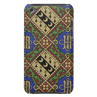 Design för tapet för diamanttryck ecklesiastisk iPod Case-Mate skydd