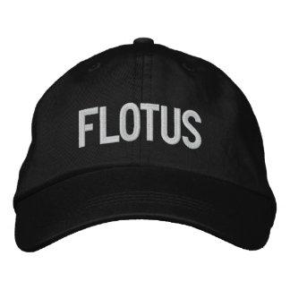 Design för trumf 2020 FLOTUS Broderad Keps
