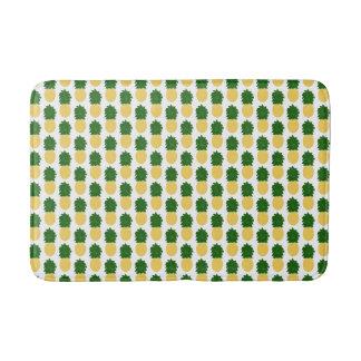 Design för vattenfärgDigital ananas Badrumsmatta