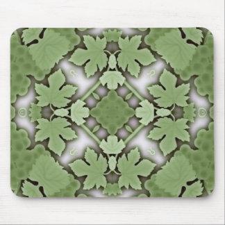 Design för Victoriandruvalöv Musmatta