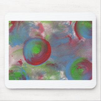 Design från original- målning musmatta