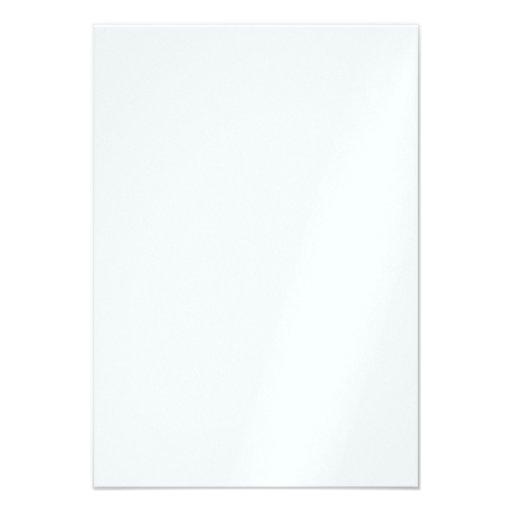 Designa Egen 9 x 12.5 cm Inbjudningskort