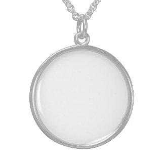 Designa Egen Sterling Silver Halsband