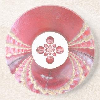 Designer för bollar för Hakuna matatasyrsa Underlägg Sandsten