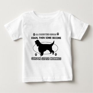Designer för Gordon setter Tee Shirt