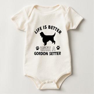 Designer för hund aveln för Gordon Setter Creeper