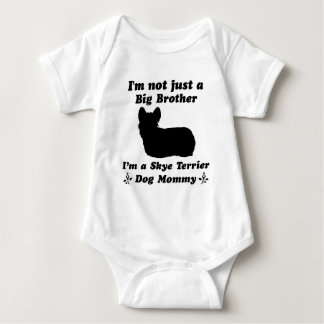 Designer för mammor för Skye terrier Tshirts