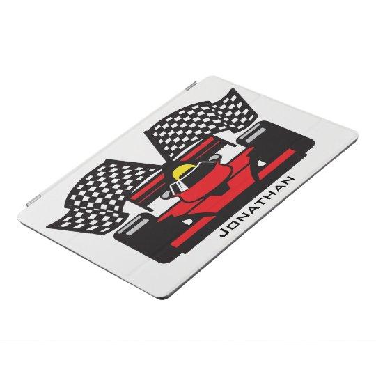 Designipad cover för tävlings- bil iPad pro skydd