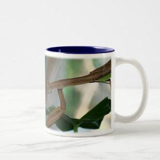 Desinfektörkaffemugg Två-Tonad Mugg