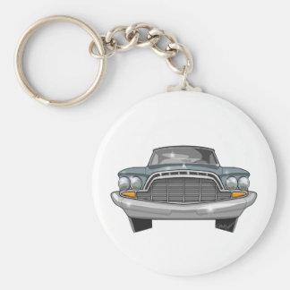 DeSoto lycksökare 1960 Rund Nyckelring