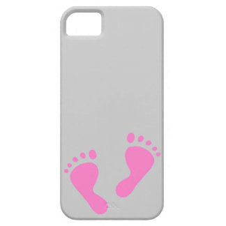Dess en flicka - baby shower som är nyfödd iPhone 5 Case-Mate skydd