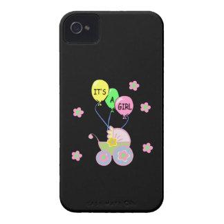 Dess en flicka iPhone 4 hud