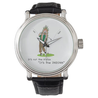 Dess Golf - indier Armbandsur