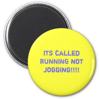 Dess kallade SPRING som inte joggar!!!! Magnet