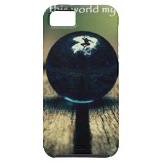 Dess tid för en ändring i världen min vänner ett iPhone 5 fodral