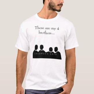 Dessa är min 4 bröder… tröjor