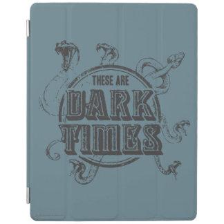 Dessa är mörka tider iPad skydd