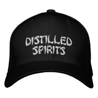 Destillerade andar broderade hatten broderade kepsar
