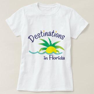 Destinationer i Merchandise för Florida Tee