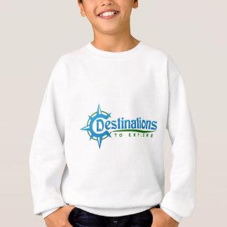 Destinationer som undersöker tröja