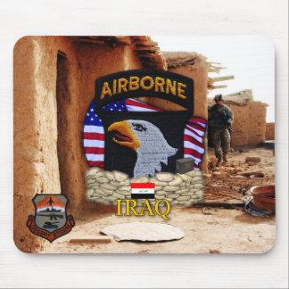 det 101. Gulfkriget för luftburen uppdelning vets  Musmatta