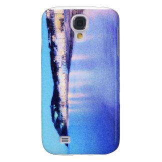 Det Aberystwyth havet beklär Galaxy S4 Fodral