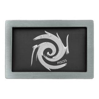 Det abstrakt bältet för fiskPisces Zodiac spänner