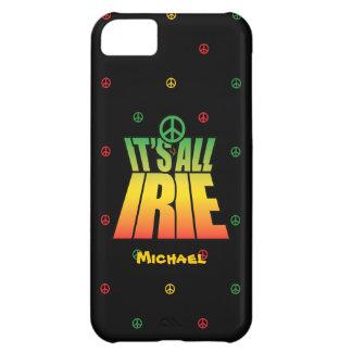 Det är all Irie iPhone 5C Fodral