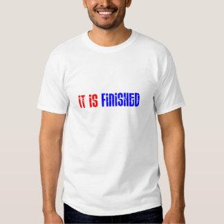 Det är den avslutade kristna tshirten tröja