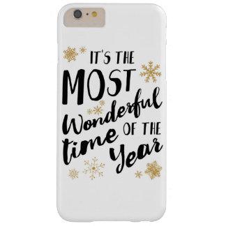 Det är den mest underbara Time av året - mobilt Barely There iPhone 6 Plus Fodral