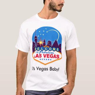 Det är den Vegas babyen! Manar T-tröja T Shirt
