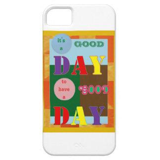 Det är en BRA DAG som har ett iPhone 5 Case-Mate Skal