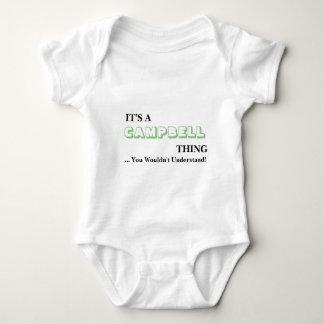 Det är en CAMPBELL sak! Tee Shirt