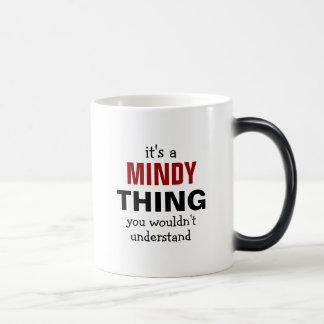 Det är en Mindy sak som du skulle för att inte Magisk Mugg