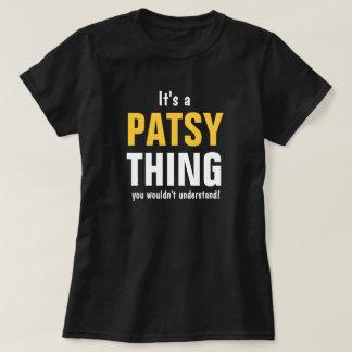 Det är en Patsysak som du skulle inte understan Tshirts